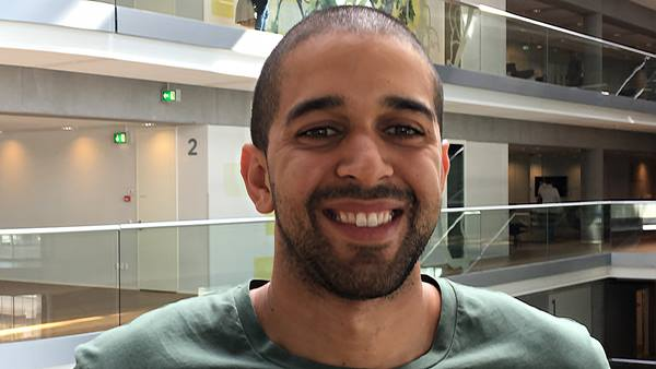 Mustafa Makhukhi på Ramboll Head Office