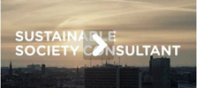 Sustainable society consultant