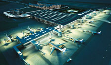 Ramboll was appointed as lead designer of the Pulkovo Airport extension project