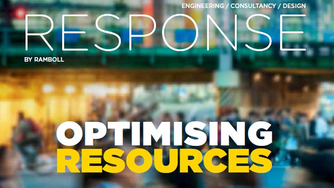 Læs magasinet Response - Optimising resources